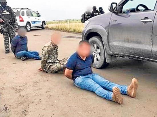 Presuntos 'narcos' detenidos en la Refinería tenían red de comunicación