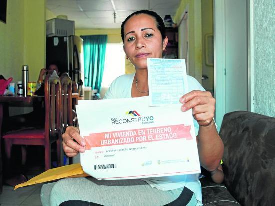 Portoviejo: Copago de casas está pendiente