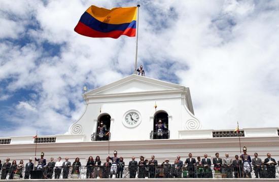 Gobierno de Ecuador ahorró 450 millones de dólares en contrataciones públicas