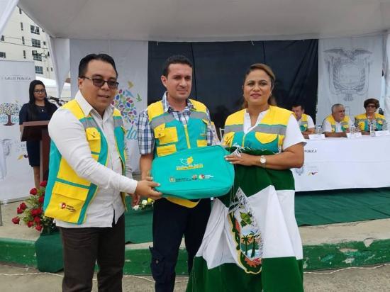 Inauguran el programa de salud ''Médico del Barrio'' en San Vicente y Sucre