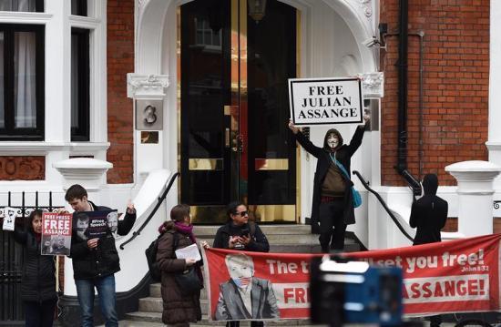 Relator de la ONU se reunirá con Assange tras denuncia de Gobierno de Ecuador