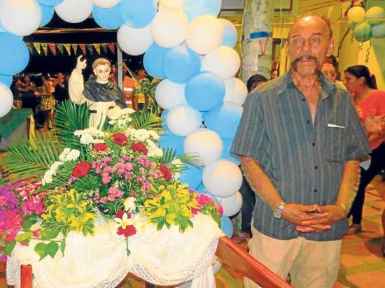 Celebrarán a Vicente Ferrer con procesión y misa
