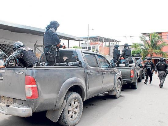 Fiscalía: guardias saben de red narco