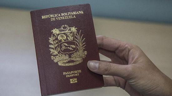 Venezuela entregará más de 2.400 prórrogas y pasaportes en Ecuador