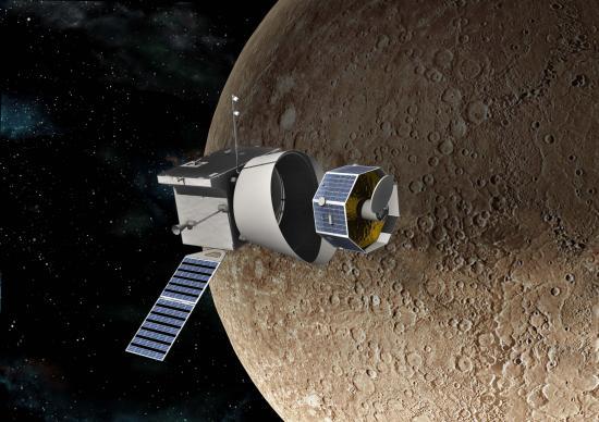 La misión espacial europea a Mercurio supera su fase de pruebas