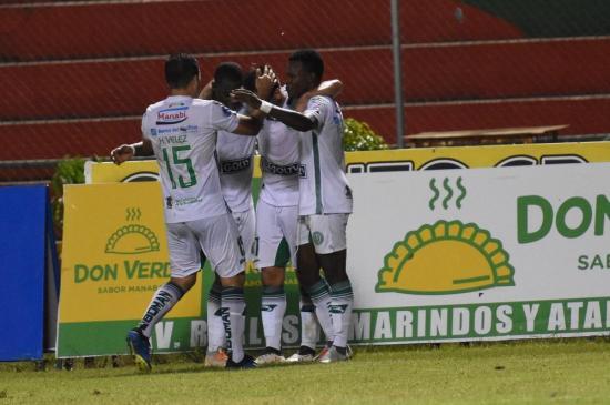 Liga de Portoviejo vence por la mínima diferencia a Independiente Juniors y se ubica segundo