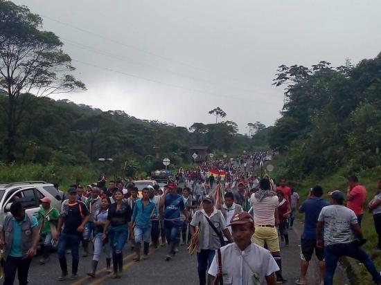 Gobierno colombiano e indígenas se ponen de acuerdo tras 27 días de protestas