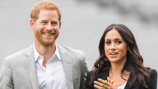 ¿Mateo o Diana? Empiezan las apuestas por el nombre del bebé de Enrique y Meghan