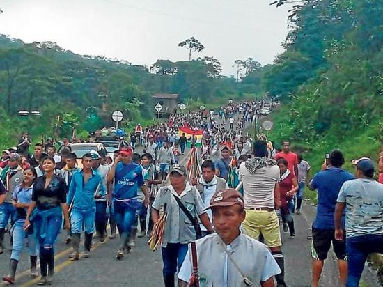 Gobierno e indígenas se ponen de acuerdo