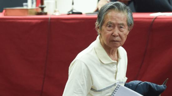 Se cumplen, en silencio absoluto en Perú, 10 años de la condena a Fujimori