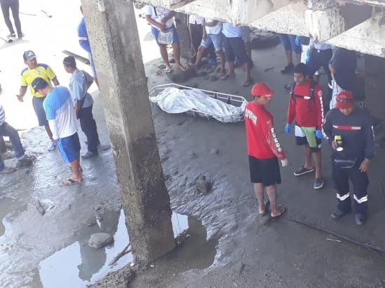 Hallan cuerpo de hombre que se ahogó en San Vicente
