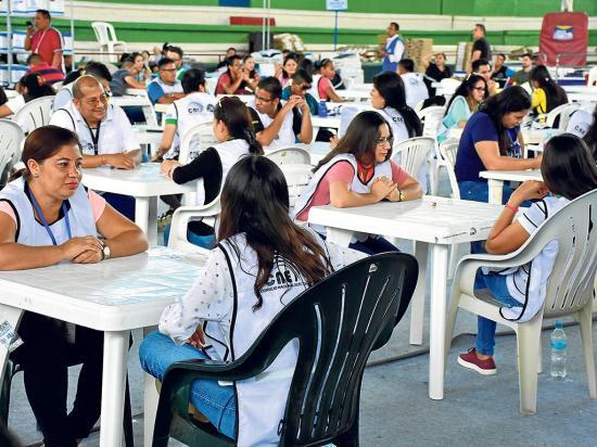 En seis provincias regresan a las urnas