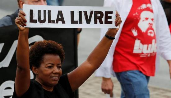 ''Tengo la consciencia tranquila'', dice Lula al cumplir un año tras las rejas