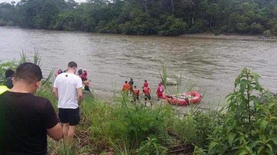 Consulado español enviará a personal donde desapareció un joven en Ecuador
