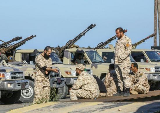 32 muertos en Libia desde el inicio de la ofensiva del mariscal Haftar