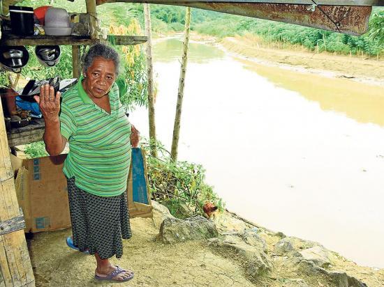 El municipio de Portoviejo identifica 2600 casas en zona de riesgo