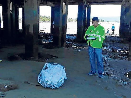Dos ahogados se registraron este fin de semana en Manabí