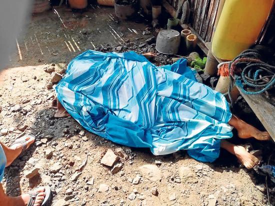 Mujer muere electrocutada en el cantón 24 de Mayo