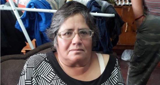 La chilena Elizabeth Ogaz es víctima de bullying