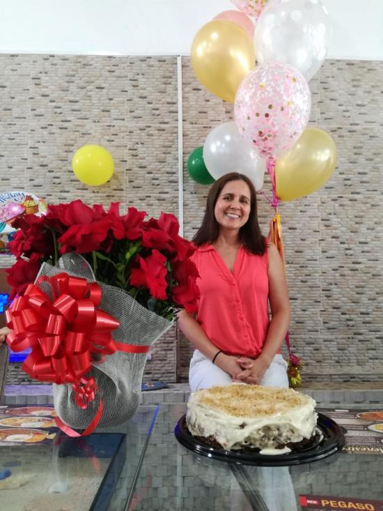 Cumpleaños en El Arrecife