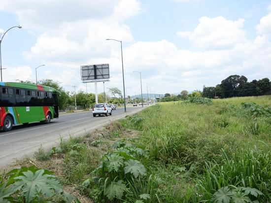 Terminal terrestre de Portoviejo se construiría en la vía a Crucita