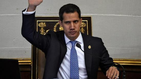 Guaidó reitera que no se prestará para ''falso diálogo'' con Gobierno de Maduro