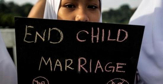 El matrimonio infantil afecta a 800 millones de mujeres en la actualidad