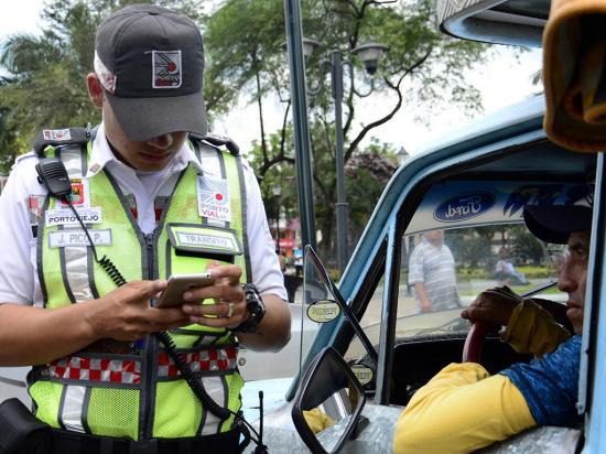En Portoviejo 48 sancionados por infracciones de tránsito en cinco días