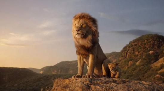 Disney presentó el primer tráiler de la nueva versión de 'El rey león'