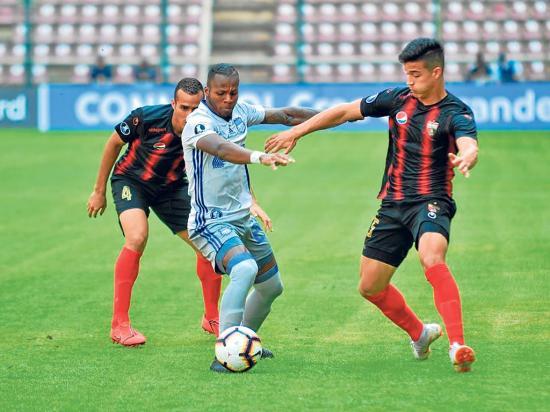 Hoy Emelec se enfrenta ante el Deportivo Lara en el Capwell