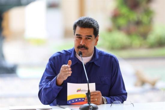 Maduro dice que Assange corre peligro de muerte si es deportado a EE.UU.