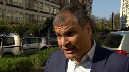 Seguidores de Correa preparan movilización en contra de Gobierno de Lenín Moreno