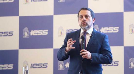 """Directivos de FUT y Cedocut negaron haber declarado """"persona no grata"""" al presidente del IESS"""
