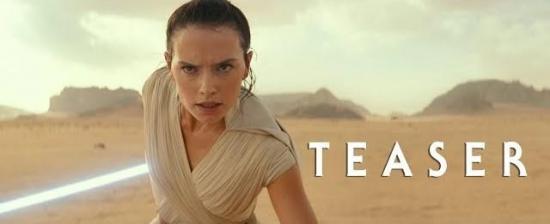 Star Wars: The Rise of Skywalker presenta su primer trailer