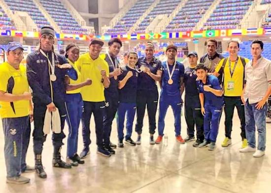 Seis boxeadores ecuatorianos competirán en los Panamericanos de Perú 2019