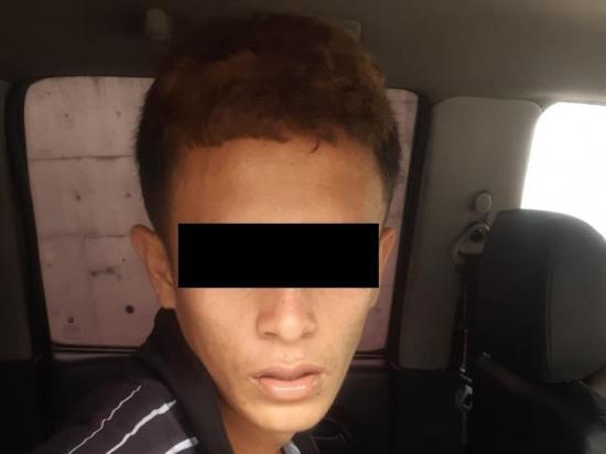 Detenido luego de robar una moto en el mercado