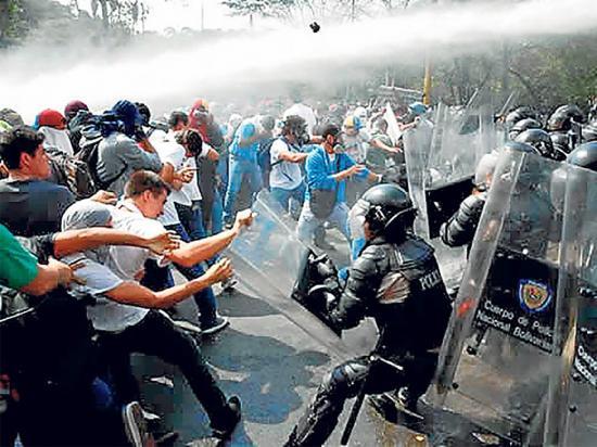 ONU preocupada por Venezuela