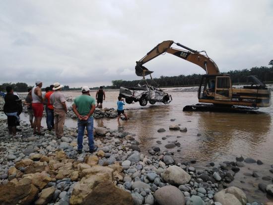 El río devolvió cuerpo de niño