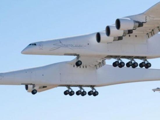 Vuela el avión más grande