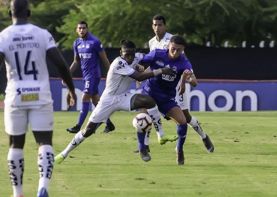 Guayaquil City vence por 1-0 a Emelec en el Christian Benítez