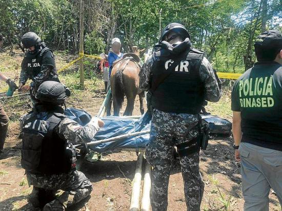 """Asesinan al cuñado del narcotraficante manabita """"Gerald"""""""