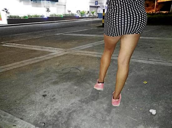 Una 'miss' que  se prostituye
