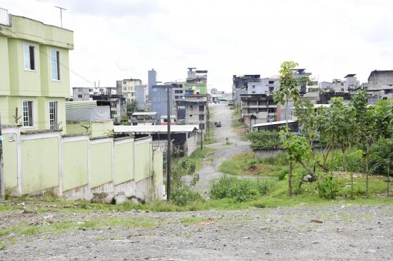 La avenida Clemencia de Mora será pavimentada