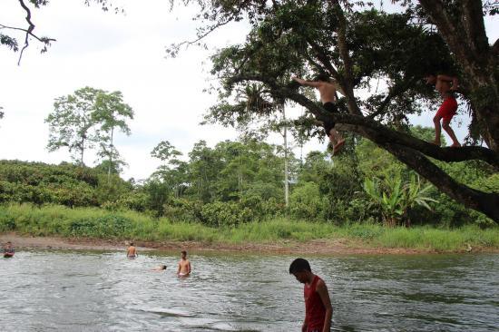 Un río que encanta