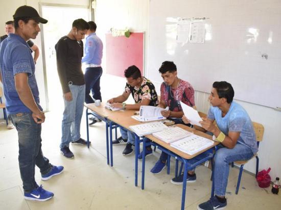 Habitantes de San Vicente y Pichincha votaron de nuevo, ahora esperan resultados