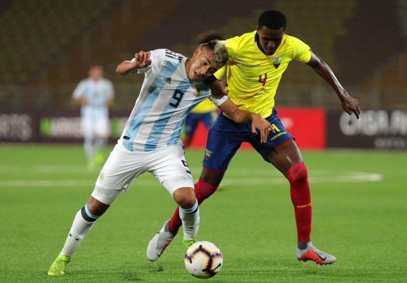 Ecuador y Paraguay clasifican al Mundial Sub'17 en última jornada