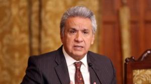 Presidente Lenín Moreno asegura que Cosíos fue ''víctima del abuso de poder''