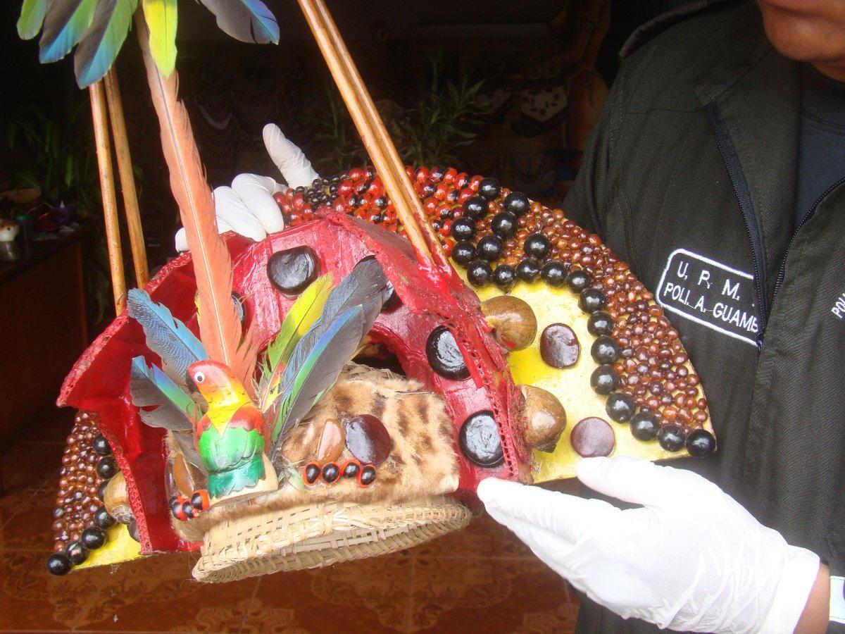 Mujer es multada con 1.970 dólares por comercializar cráneo y pieles animales silvestres