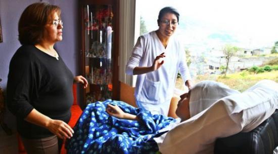 Édison Cosíos, exestudiante del colegio Mejía, falleció luego de 91 meses de permanecer en estado vegetativo
