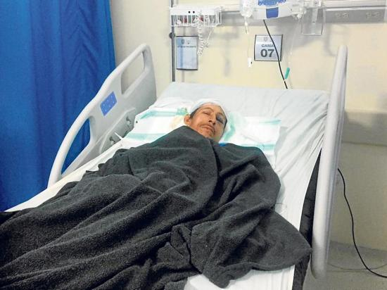 Abuela muere en atentado a bala